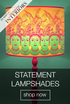 statement lampshades promo